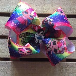 LOL JOJO style hair bow